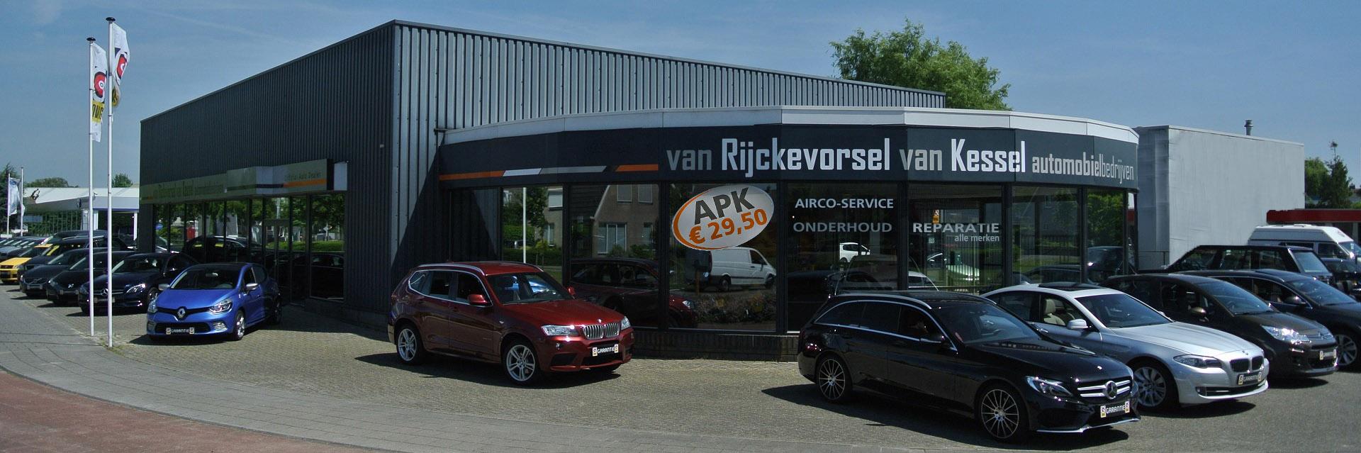 Autobedrijf van Rijckevorsel Zevenbergen