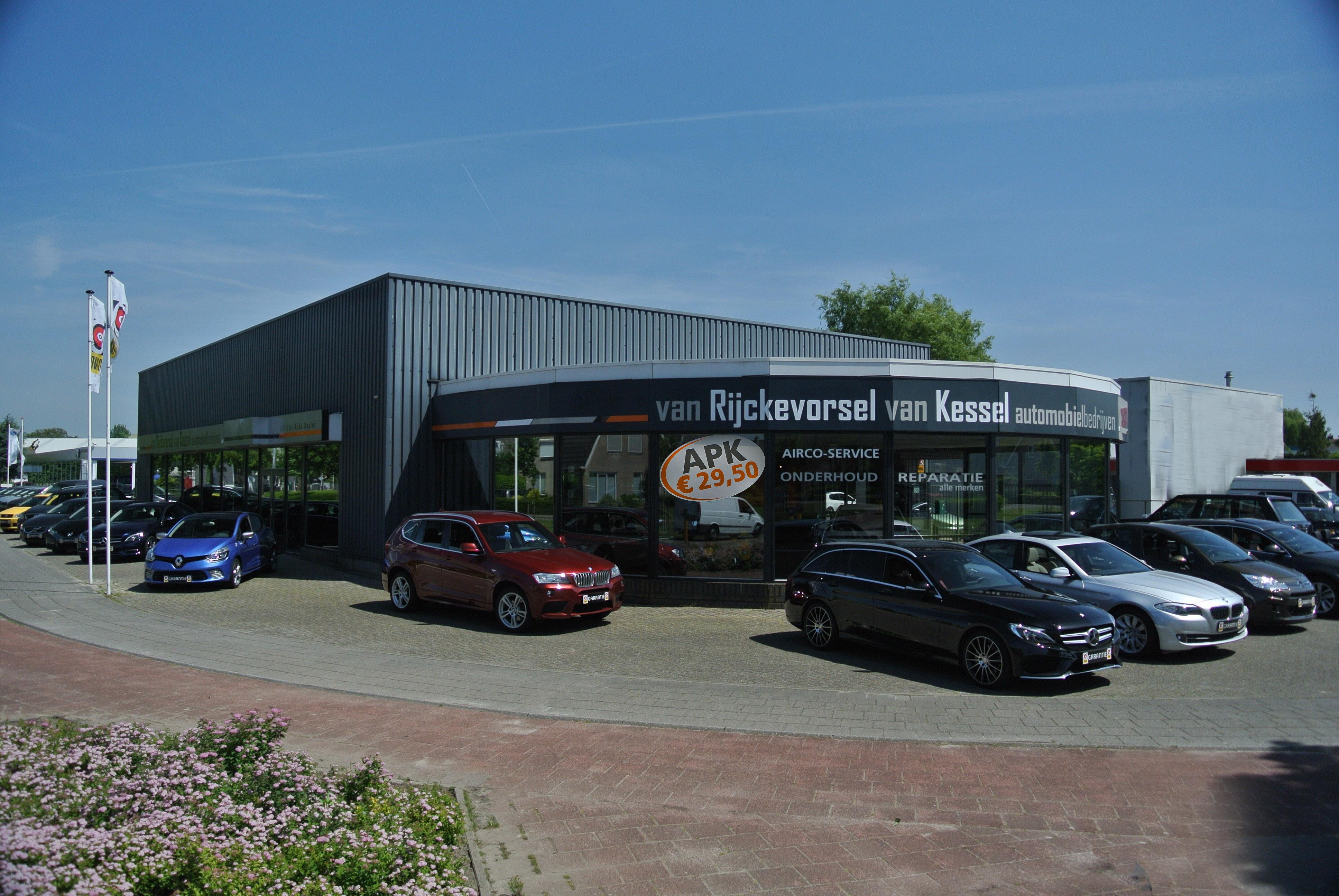 Van Rijckevorsel Van Kessel Automobielen Zuidrand 1 4761ZZ Zevenbergen